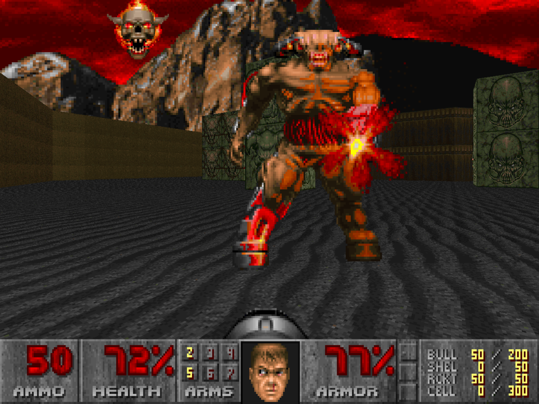 MORAL PANIC MONTH #4: Doom, by id Software (1993) — SEVENCUT