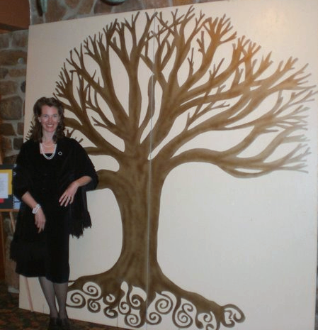 Plasma Cut Tree