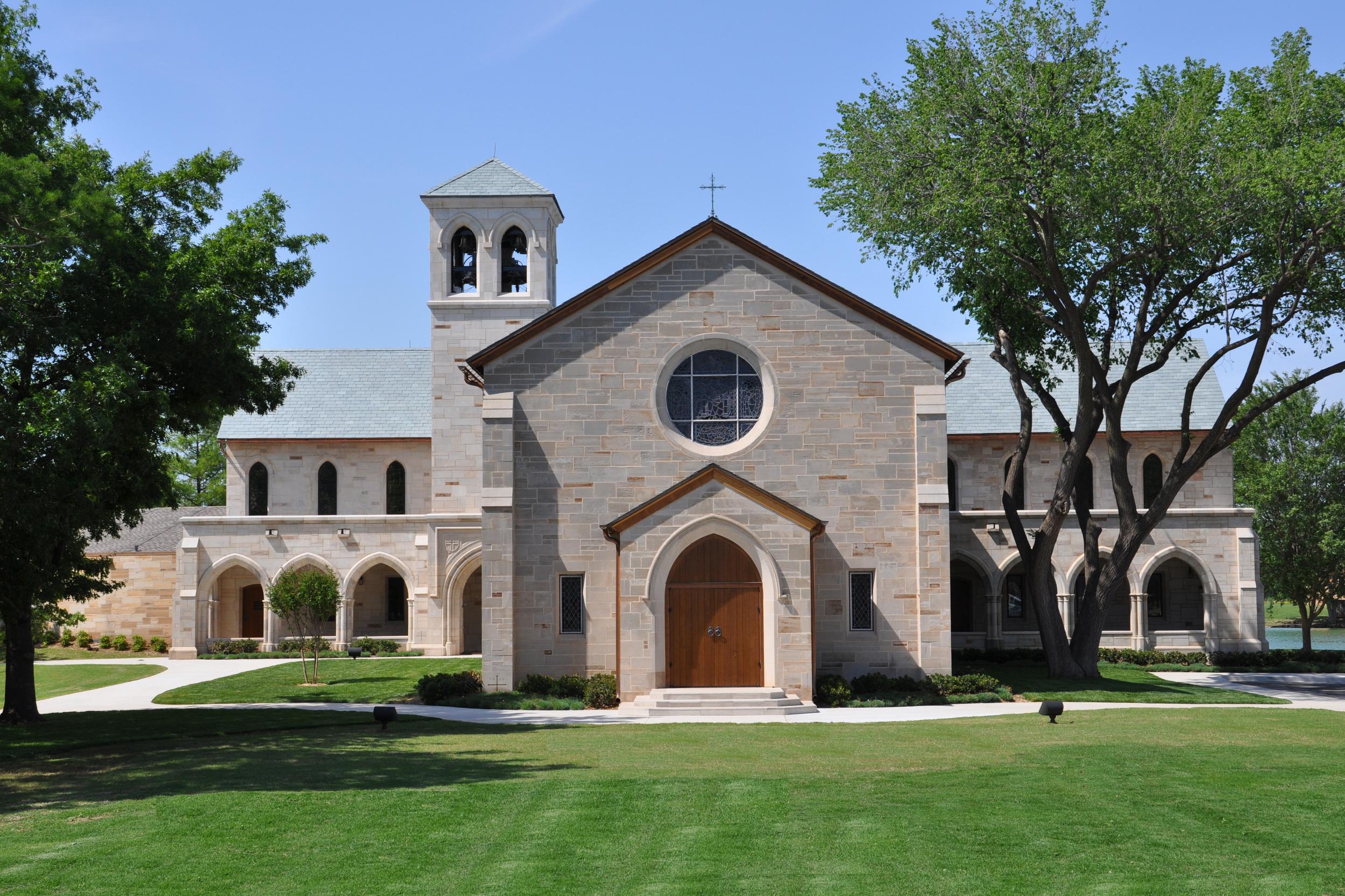 St Edward's Chapel; The Casady School; Oklahoma City, OK: 2012 Winner AIA Honor Award for Design Excellence