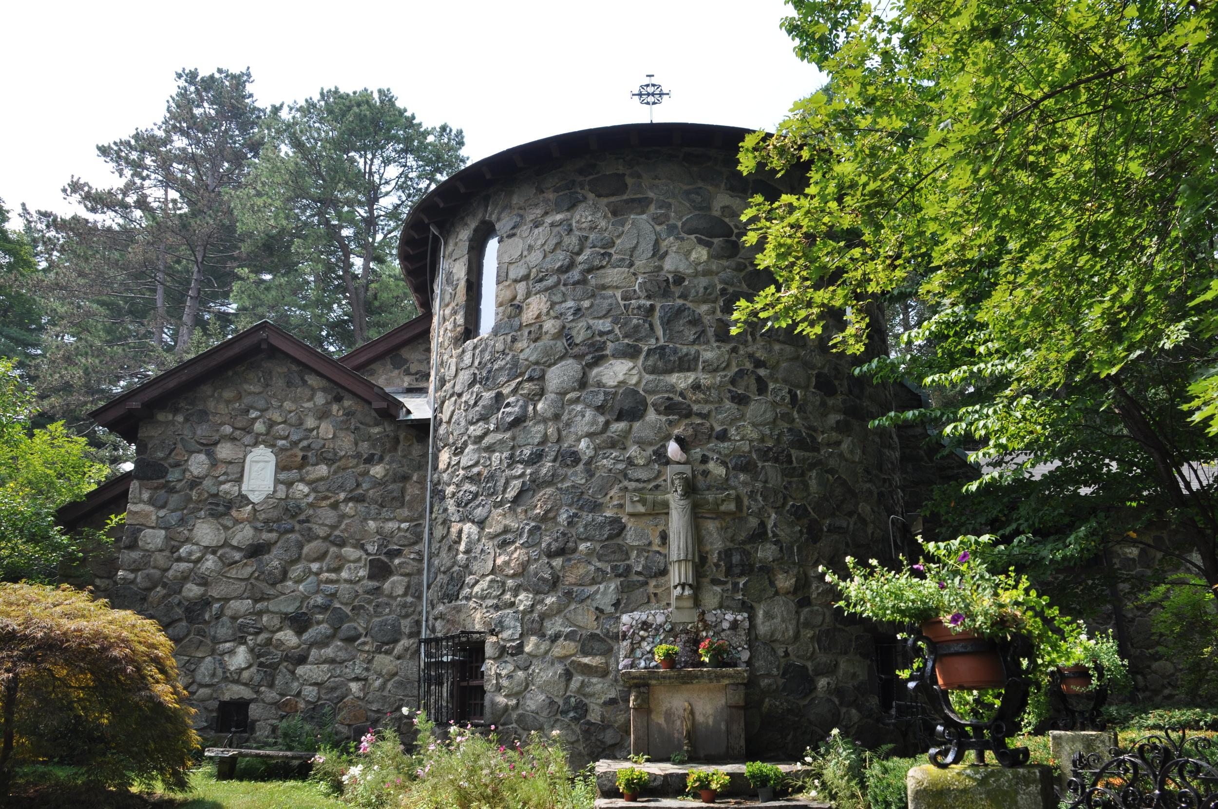St. Anne's Chapel: Arlington MA