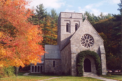 All Saints' Church         Petersborough, NH: 1999