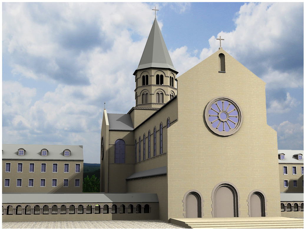 Unbuilt Project: Seminary: