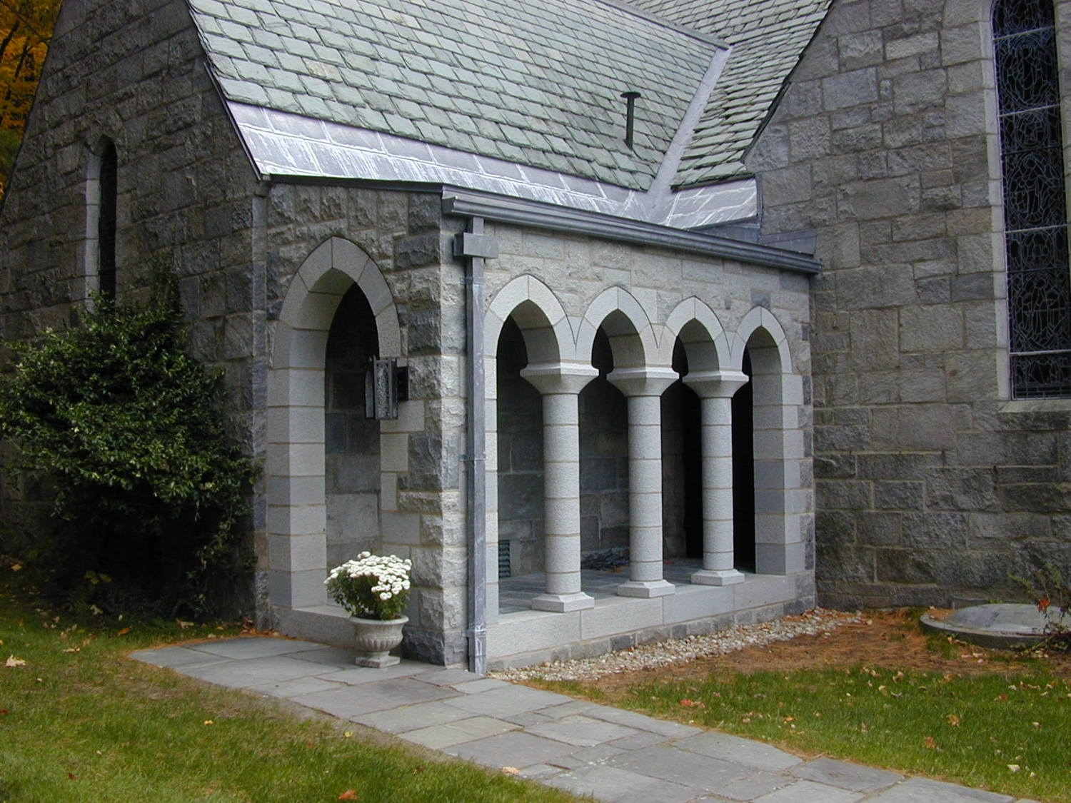 Cloister Addition