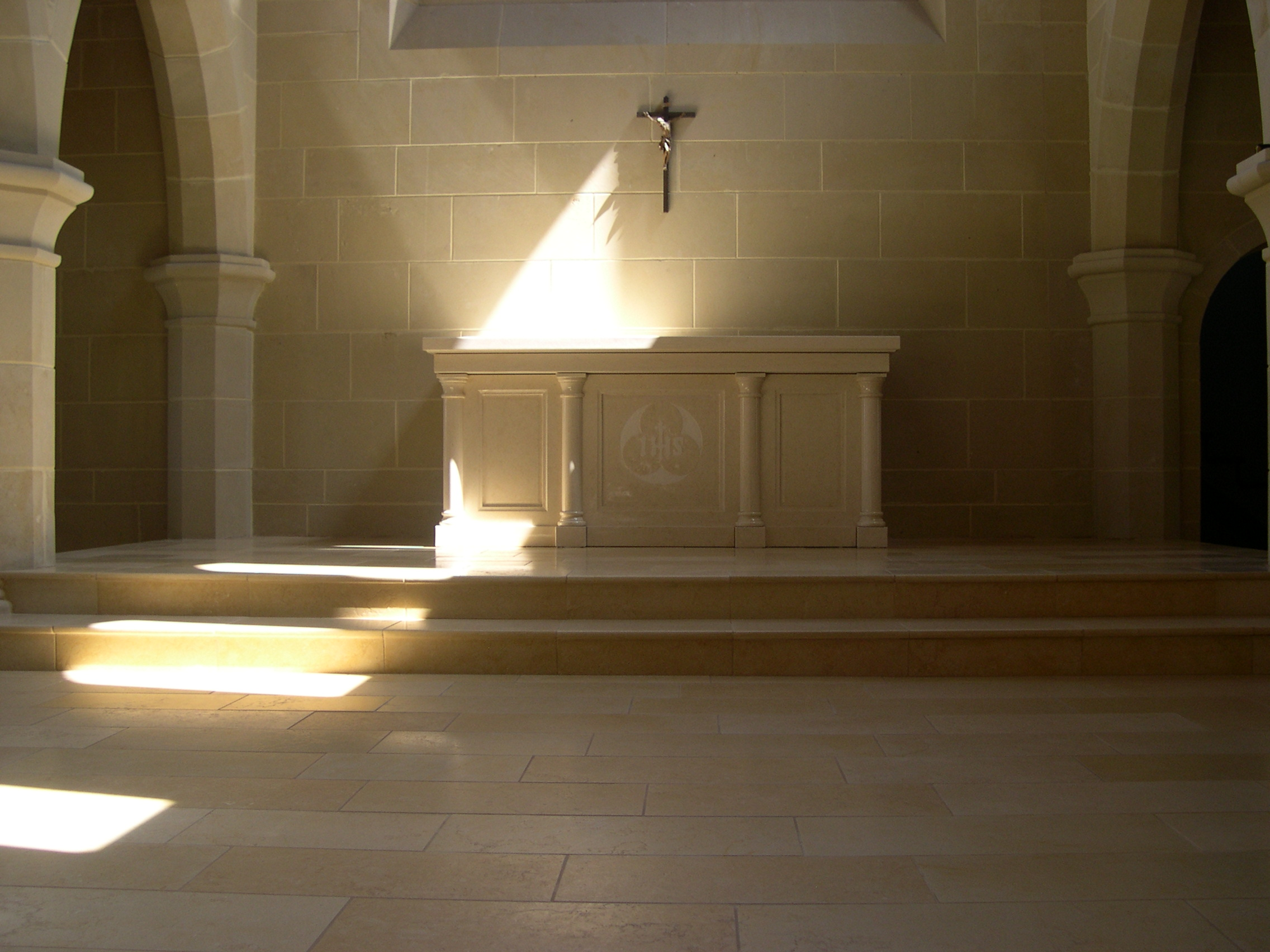 New Altar Syon Abbey Virginia
