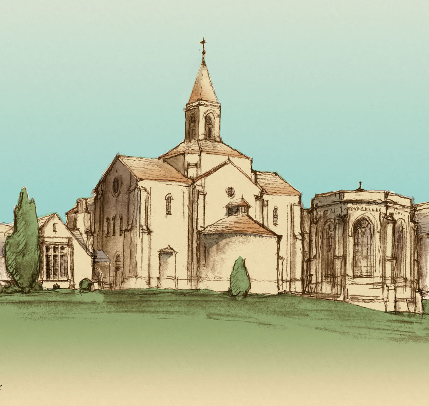 Proposal for a Monastery