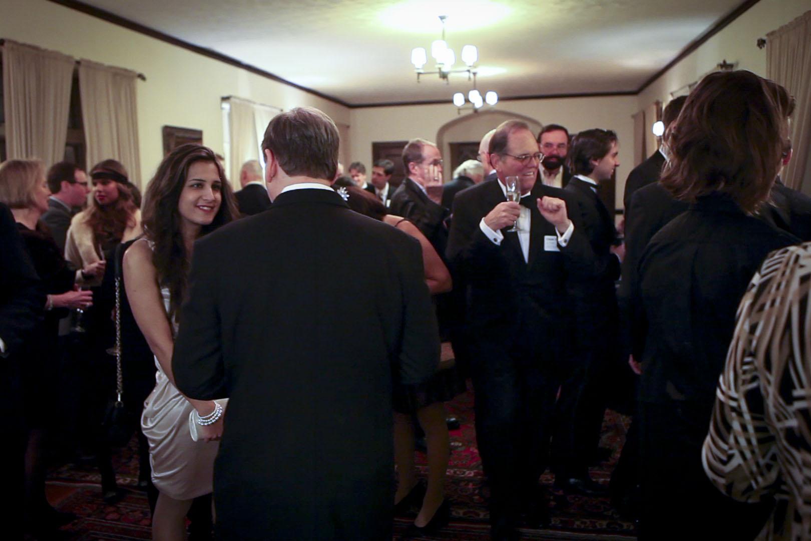 Ralph Adams Cram 150th Birthday Party, December 2013