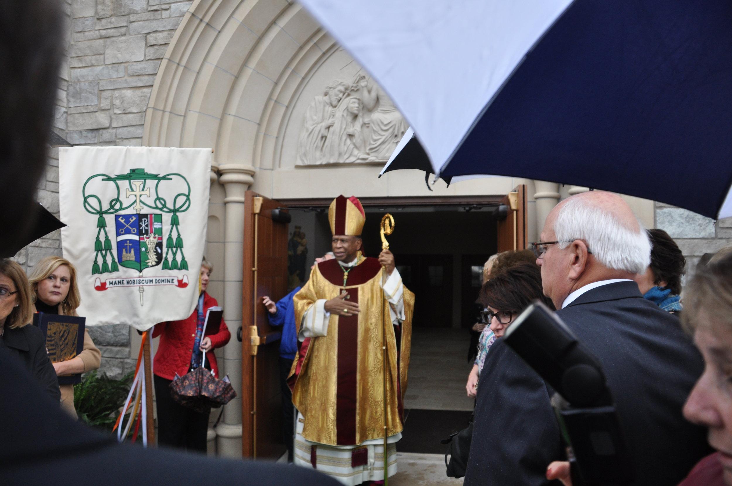 St. Kateri Dedication, November 2016
