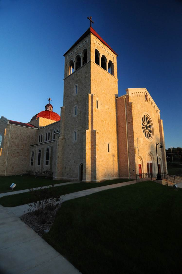 St John Neumann Catholic Church