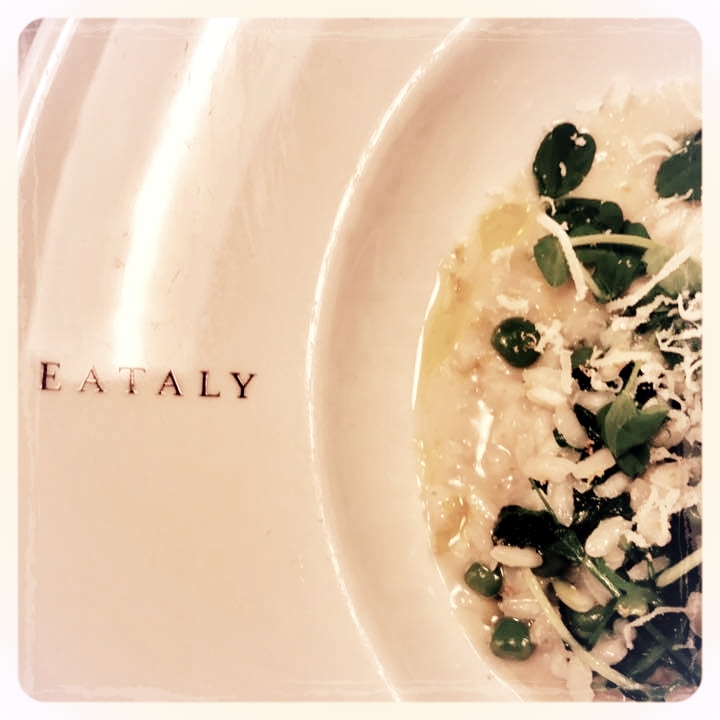 Birthday lunch in Eataly