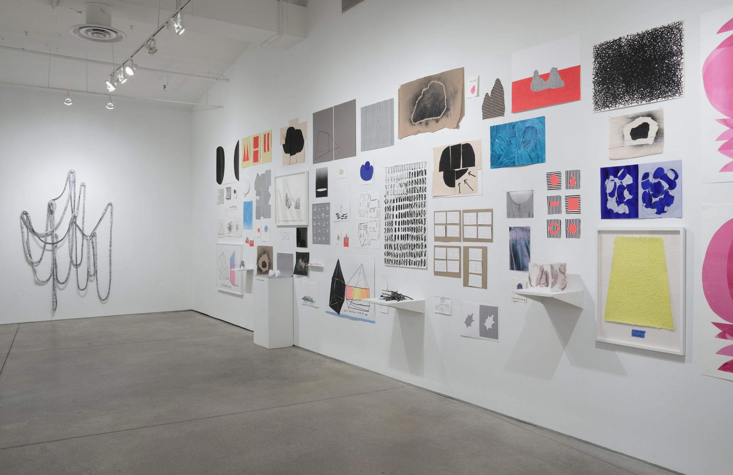 I< >YOU< >WE, Visual Arts Center, 2018