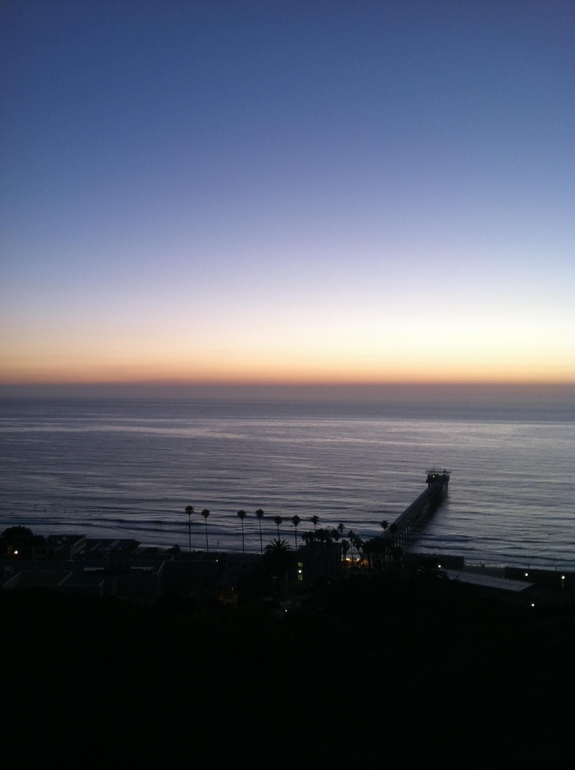 Scripps Pier Sunset.JPG