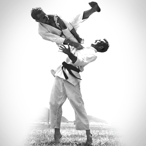 Carlos and    Hélio Gracie