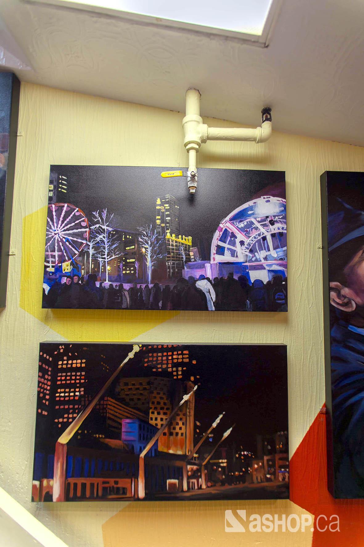 Ashop-A'shop-Graffiti-street-art-Lacey-Leila-canvas-acrylique-contorsioniste-Hotel-des-spectacles-black-apricot-yellow.jpg