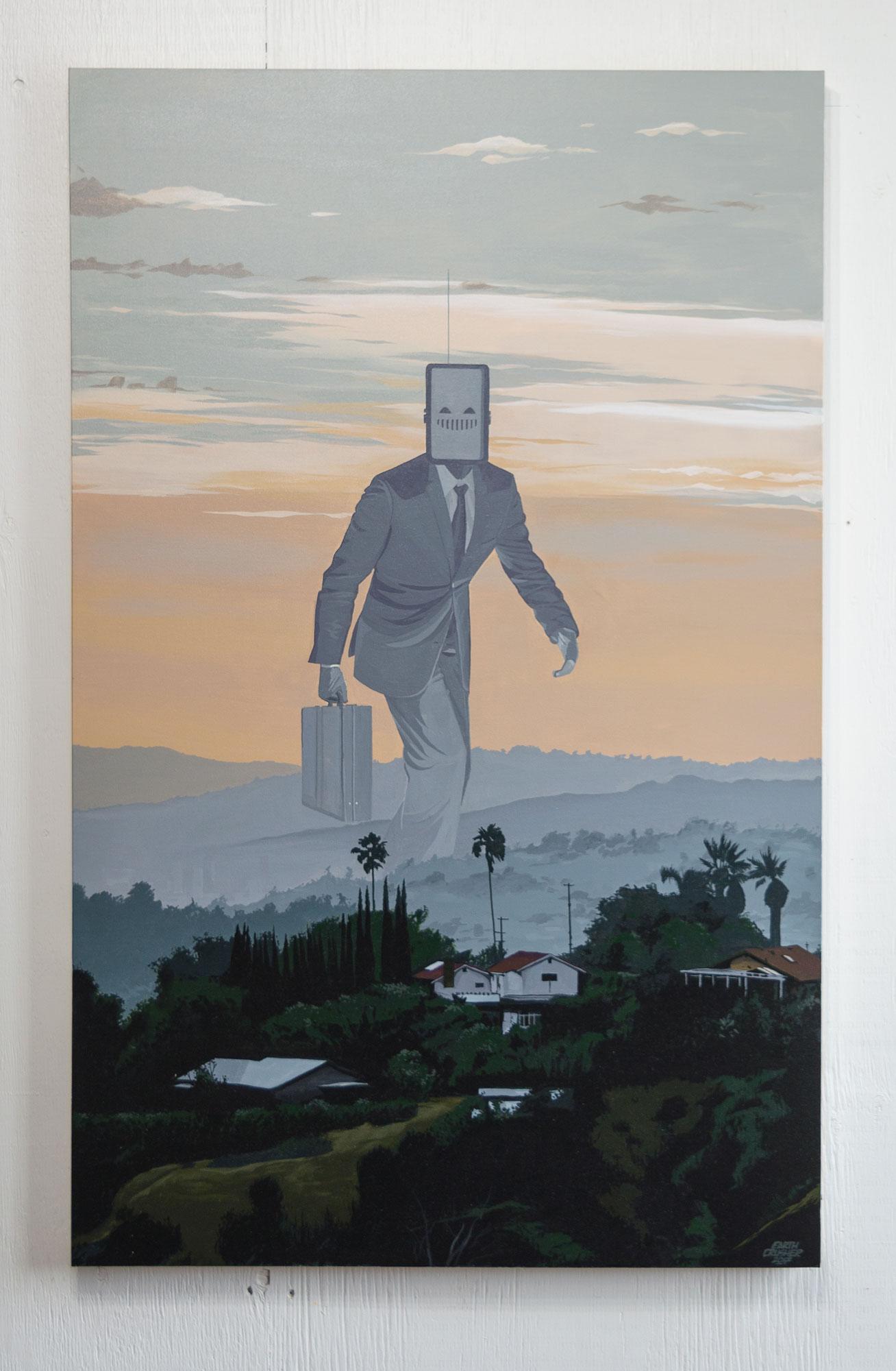 EARTH CRUSHER - L.A. GIANT