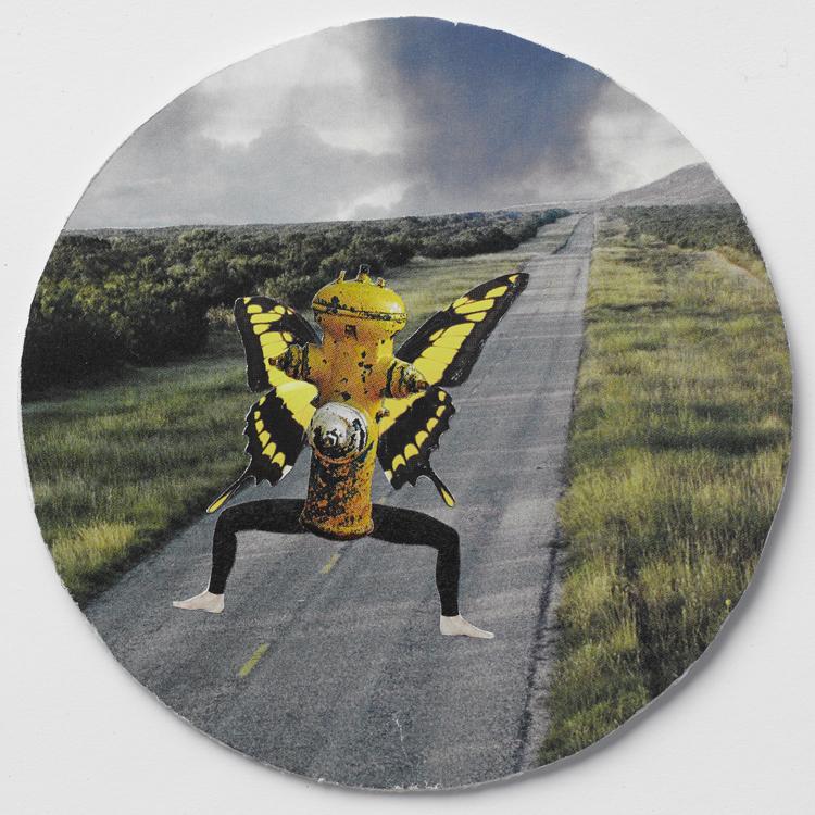 """Johnny Pumpillon - 4"""" Coaster"""