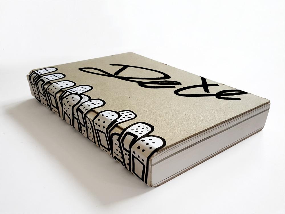 Dede's artist book