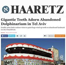 Haaretz, 23.05.15