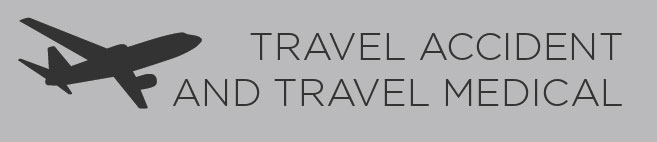 Travel Accident and Travel Medicine-   Travel insurance is that is intended to cover medical expenses, trip cancellation, lost luggage, flight accident and other losses incurred while traveling, either internationally or within one's own country.