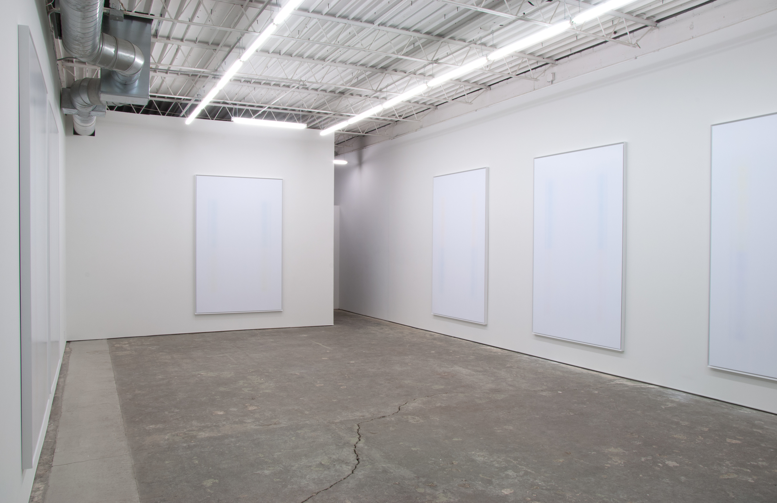 Afterlight , installation view