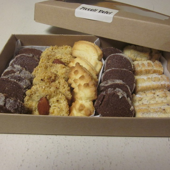 COOKIE GIFT BOXES -