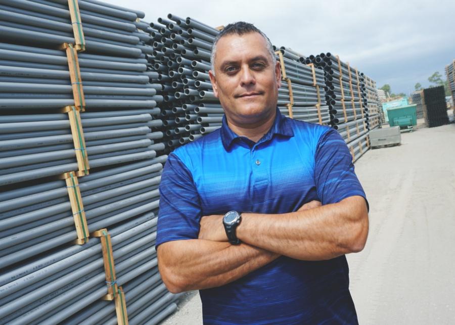 Johnny GomezUtility Manager - Famcon Oxnard