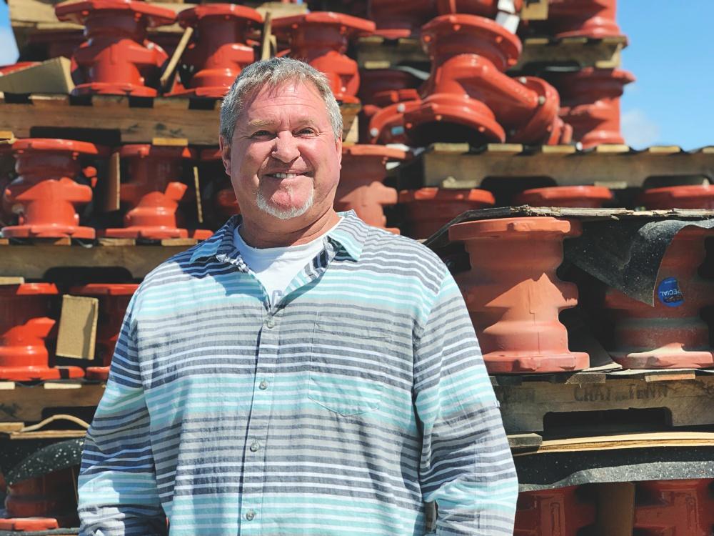 Jim KendrickWater Works Sales -