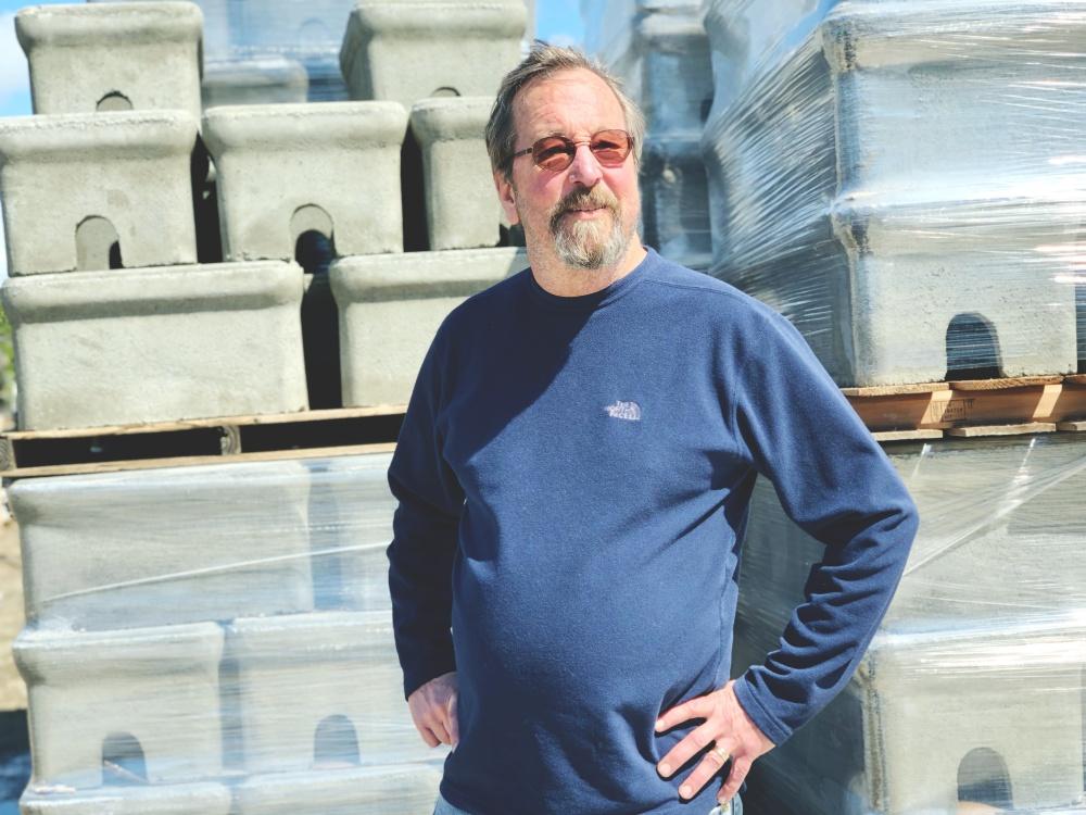 Doug HamptonWater Works Sales -