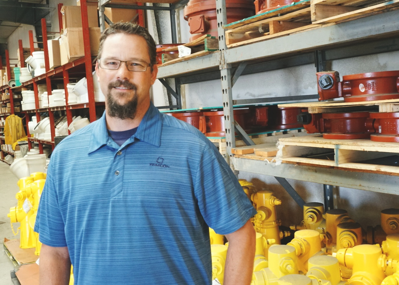 Brian HenryWater Works Sales -
