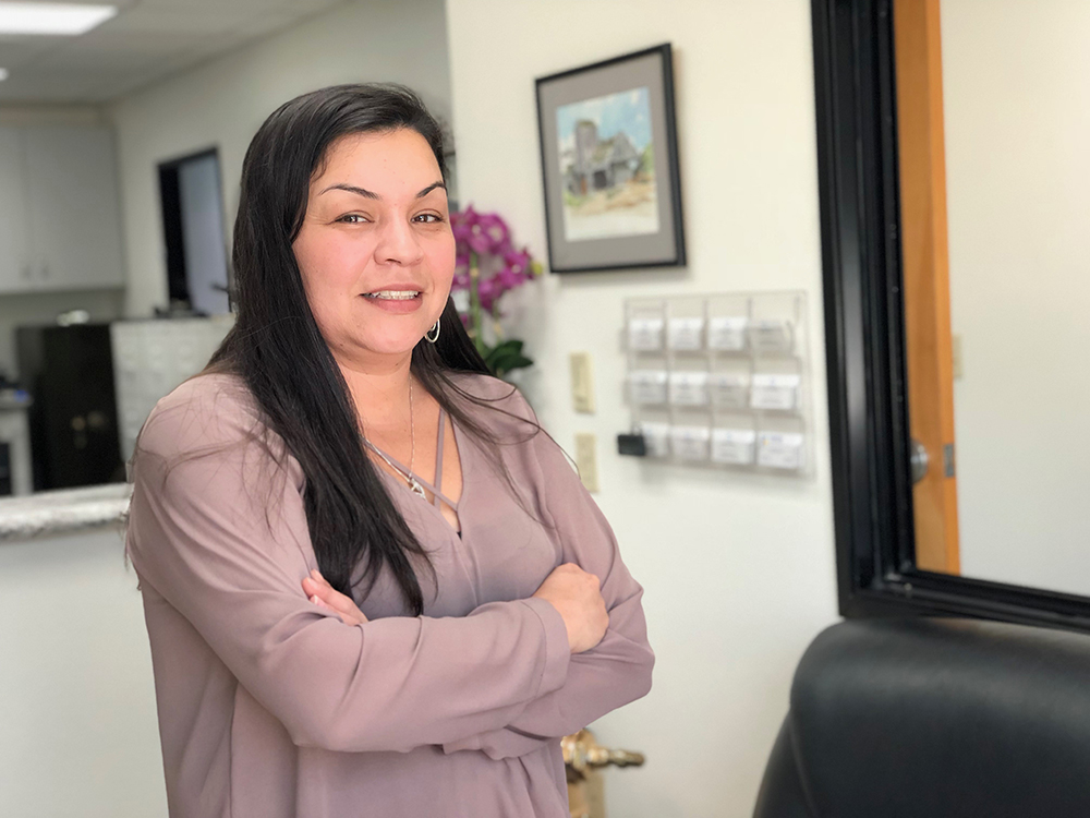 Irma CabreraOffice Manager -