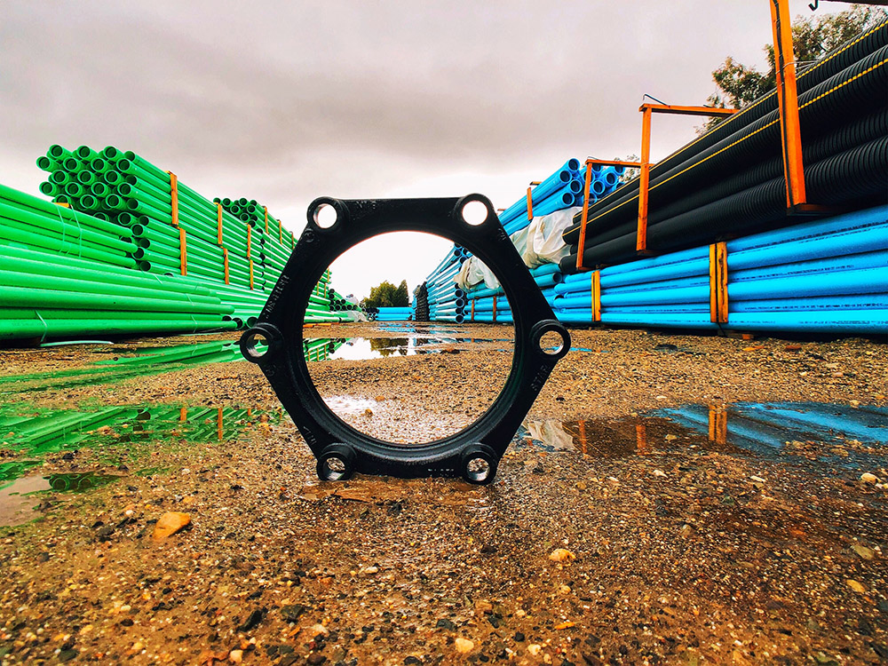 MechanicalJoint Restraints - Star Pipe Products