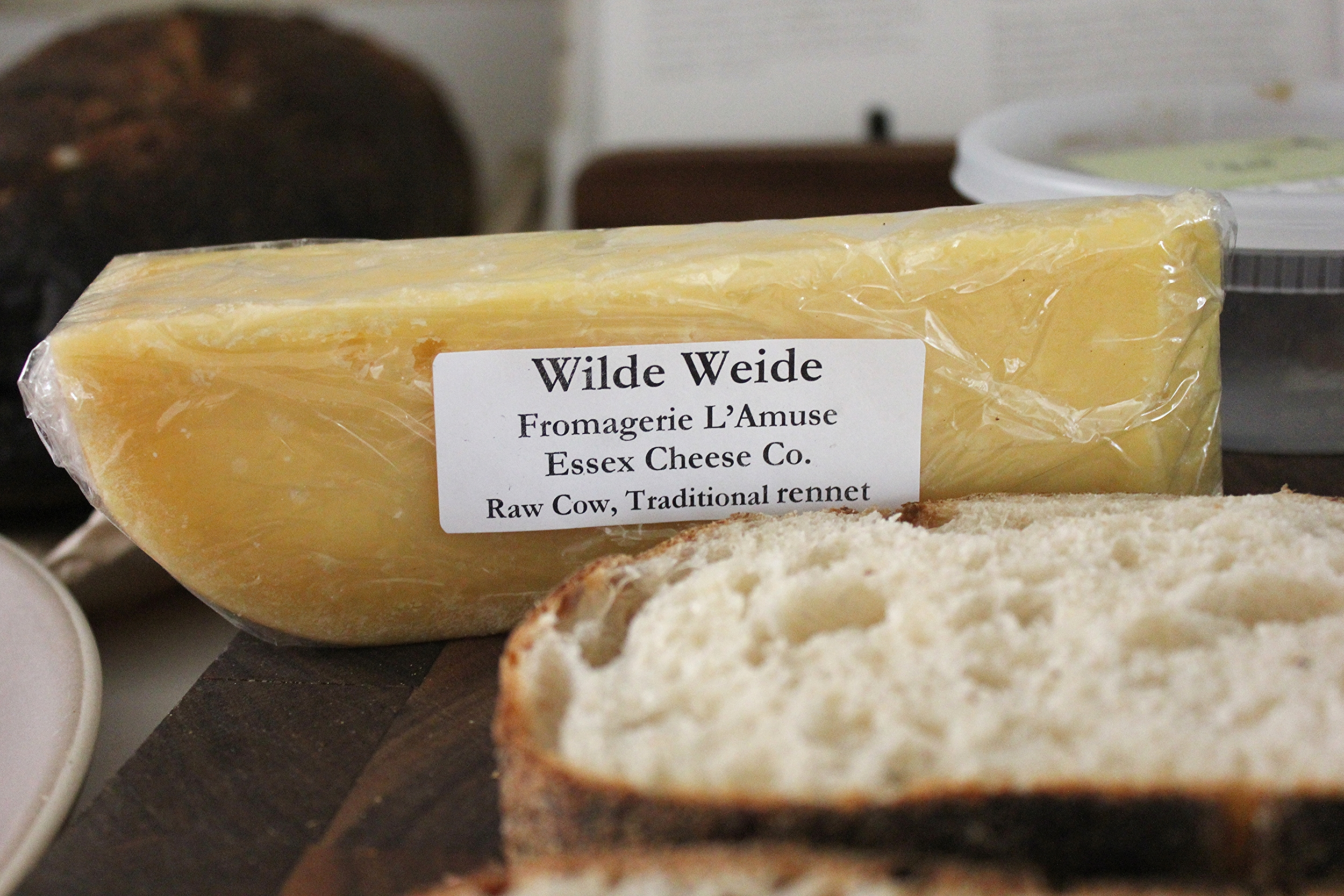 Cowgirl Creamery's Wilde Weide gouda, delicious! - Fancy Casual www.fancycasual.com