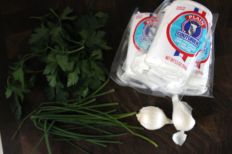 Beet, Goat Cheese and Garlic Herb Terrine by Hemsley + Hemsley - www.fancycasual.com