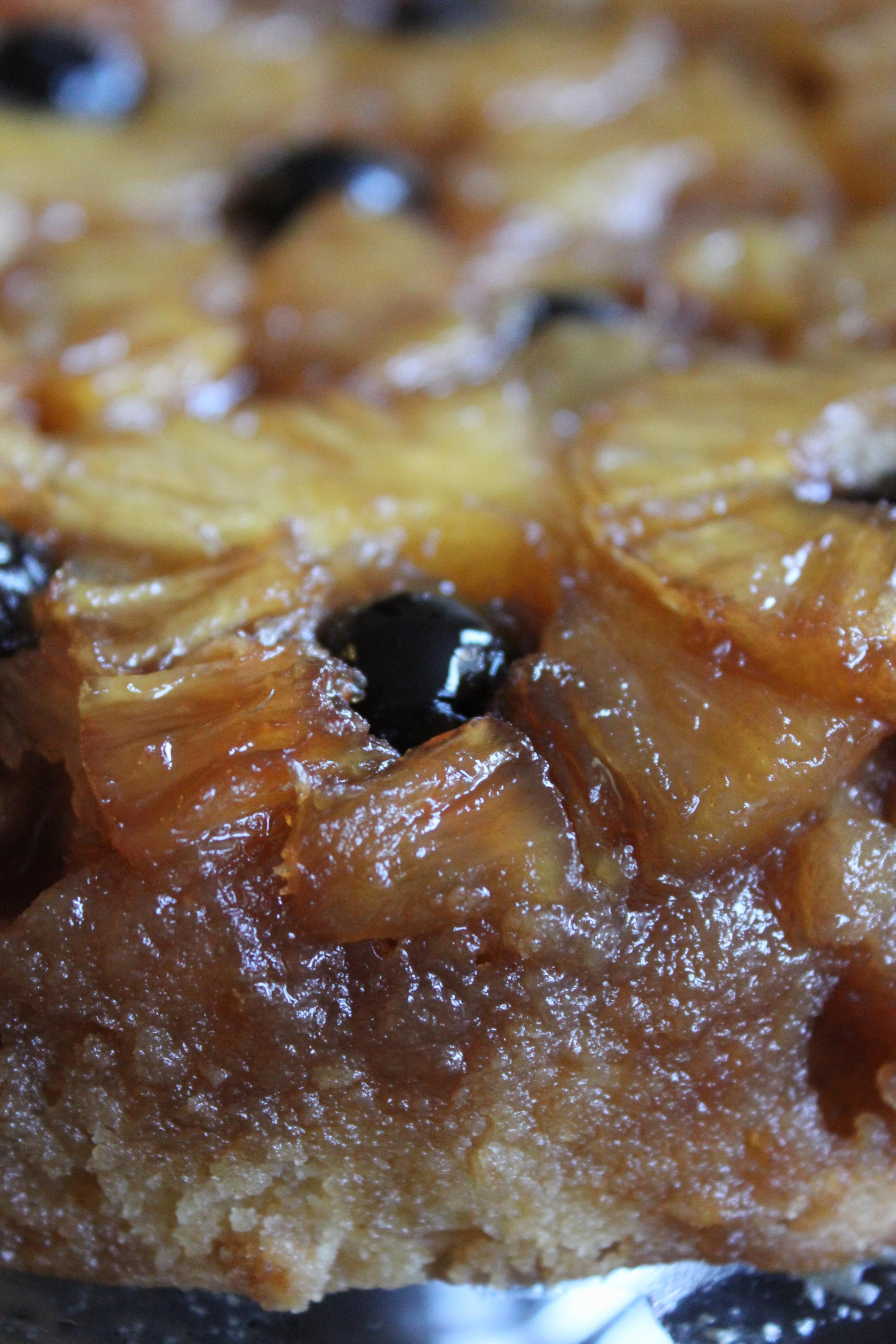 Pineapple Upside-Down Cake by Thomas Keller