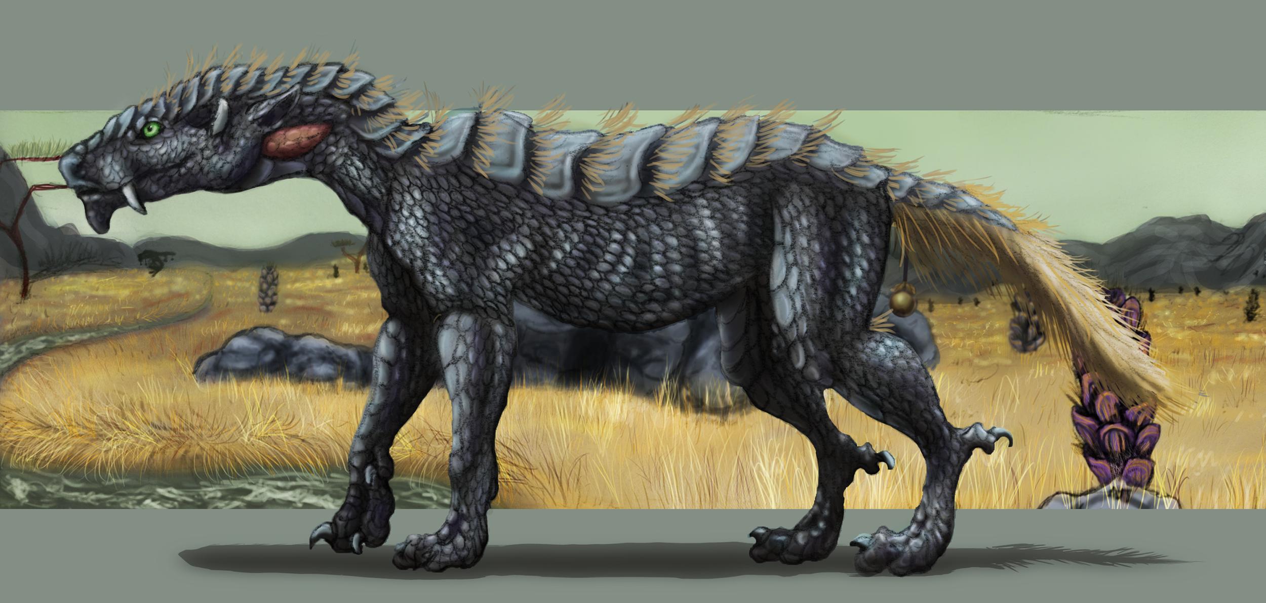 Plains Predator