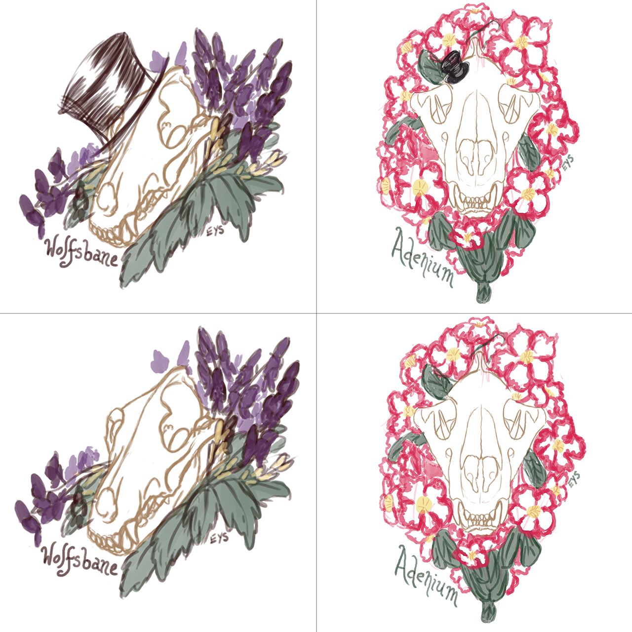 DeadlyFlowers-Tophatsornot.png