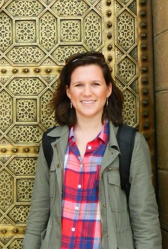 Lauren,MCN Fellow 2014 - 2015