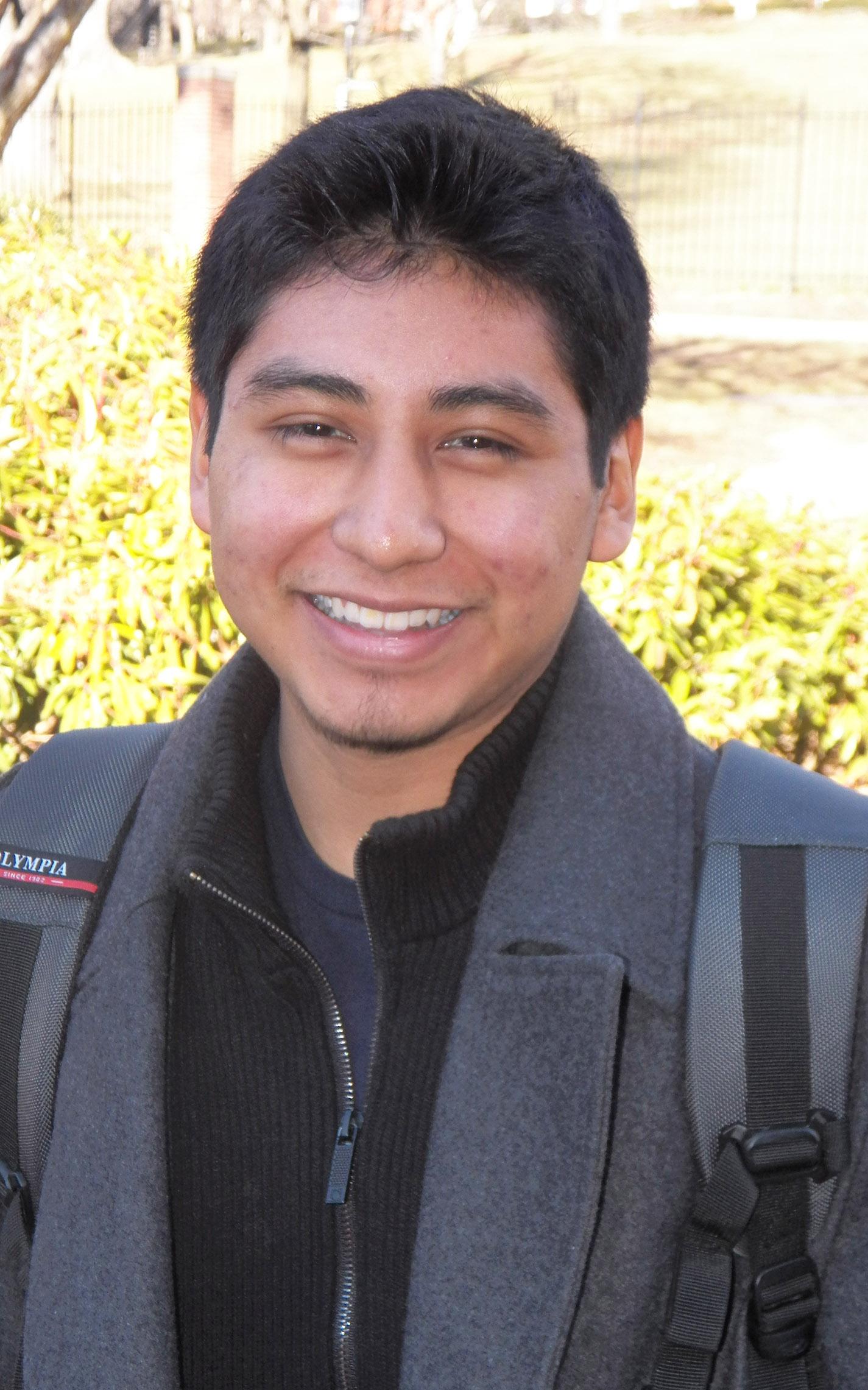 Erick,MCN Fellow 2014 - 2015