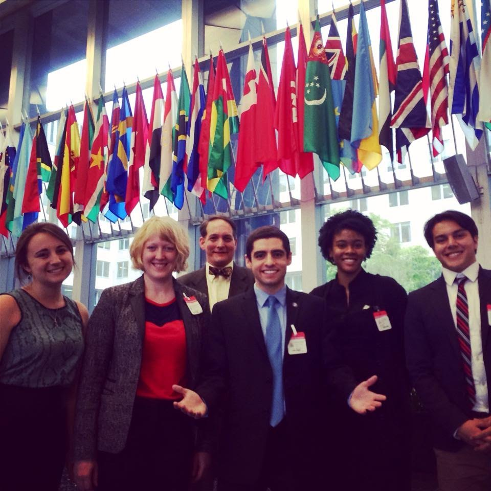 My visit to the U.S. State Department as a 2013 Millennium Campus Network Fellow; May 2014