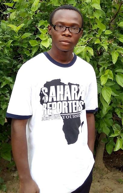 NATHANIEL ADEBAYO, Africa Team