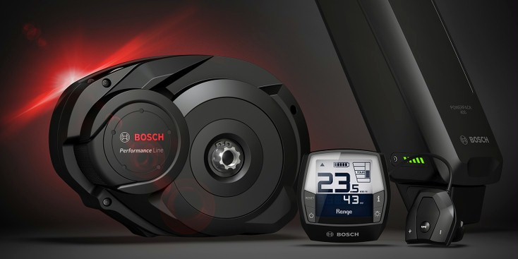 Bosch Performance Electric Bike System