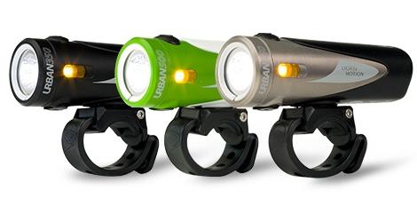 Light and Motion Urban Bike Lights
