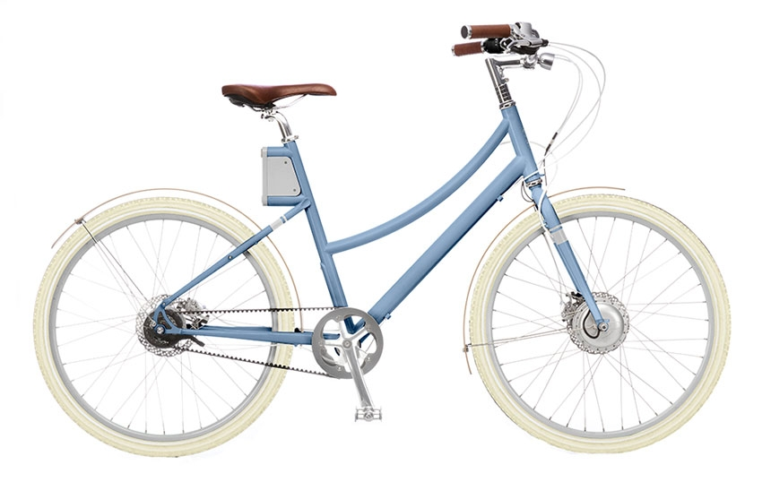 Faraday Cortland in Stingray Blue $3,499