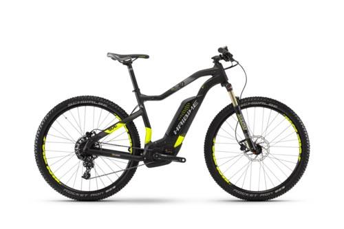 2018 Haibike SDuro HardSeven Carbon 8.0