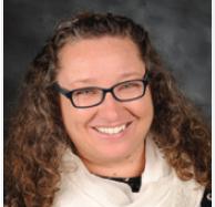 Rachel Gemo , Head of Parish School