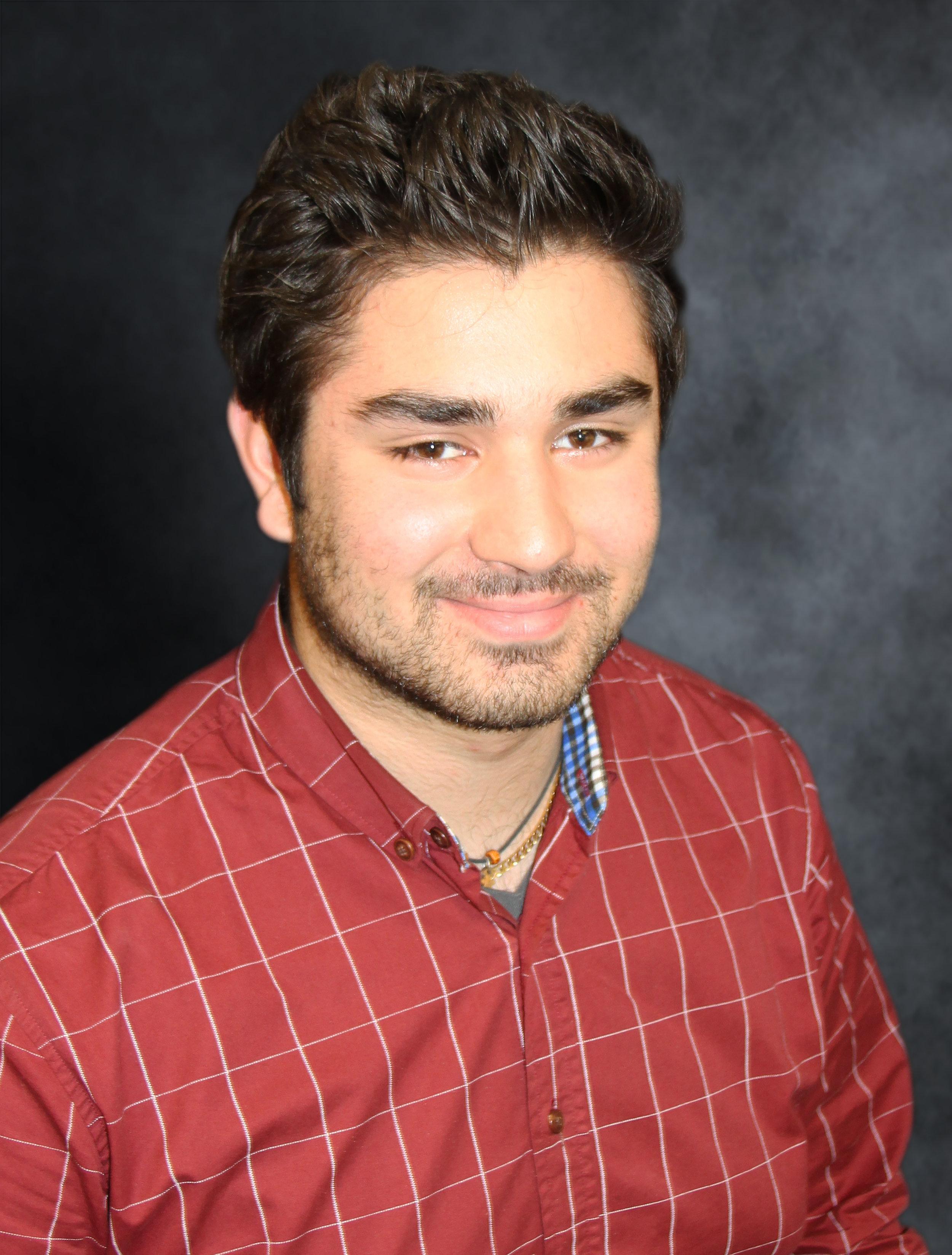 Louie Karagiannes, Technology Director