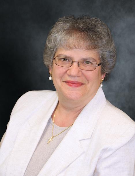 Elaine Lindia, Pastoral Associate