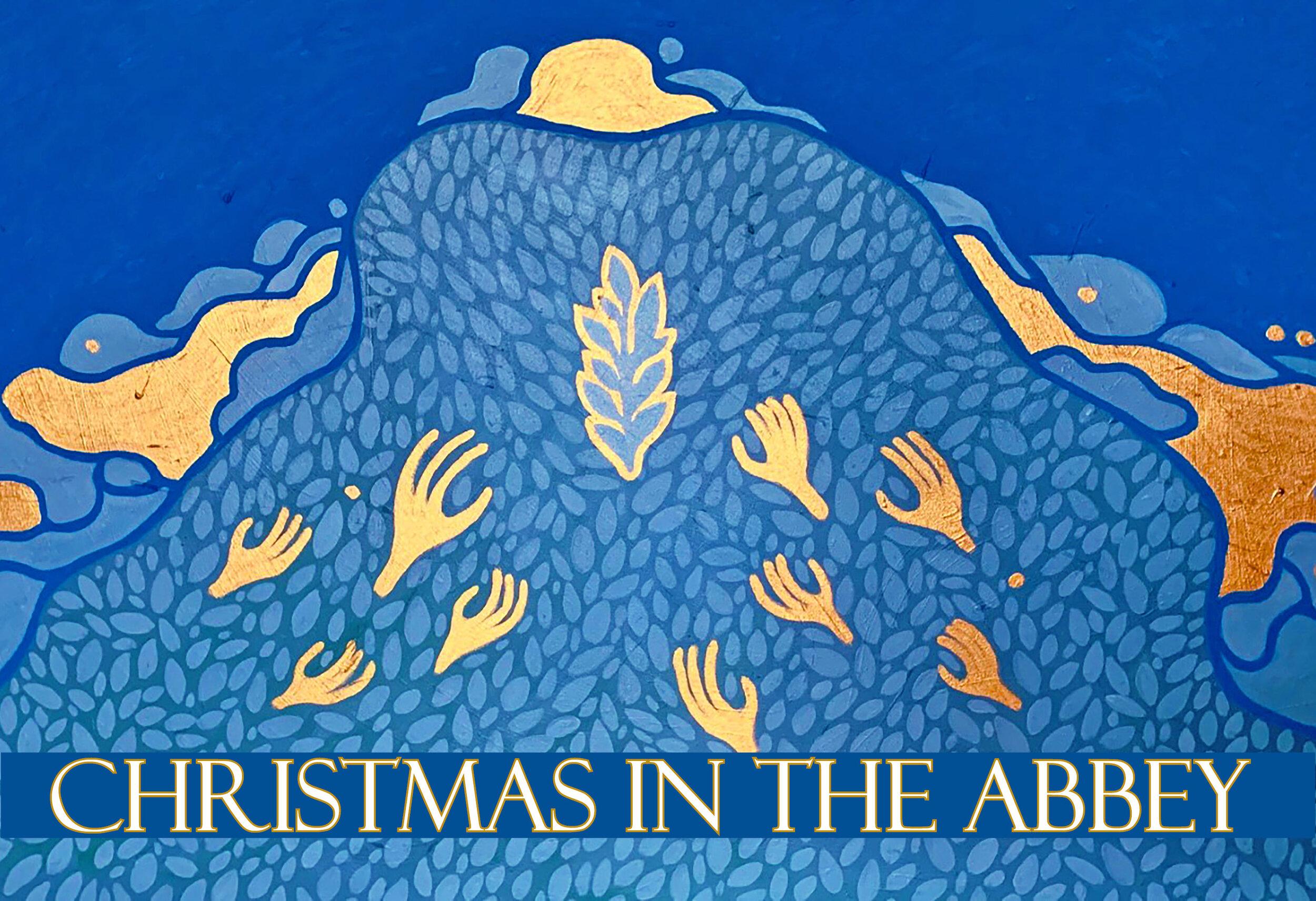 Christmas in the Abbey 9 x 6 postcard.jpg