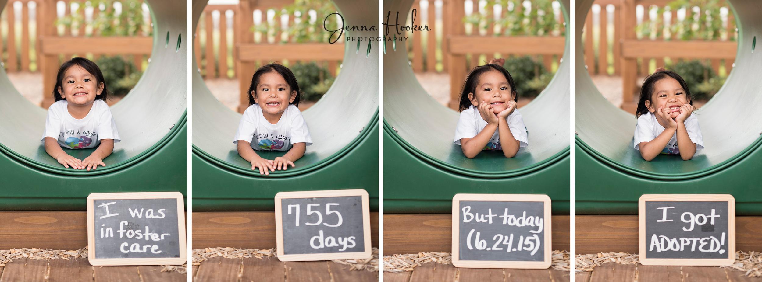 adoption photography ideas