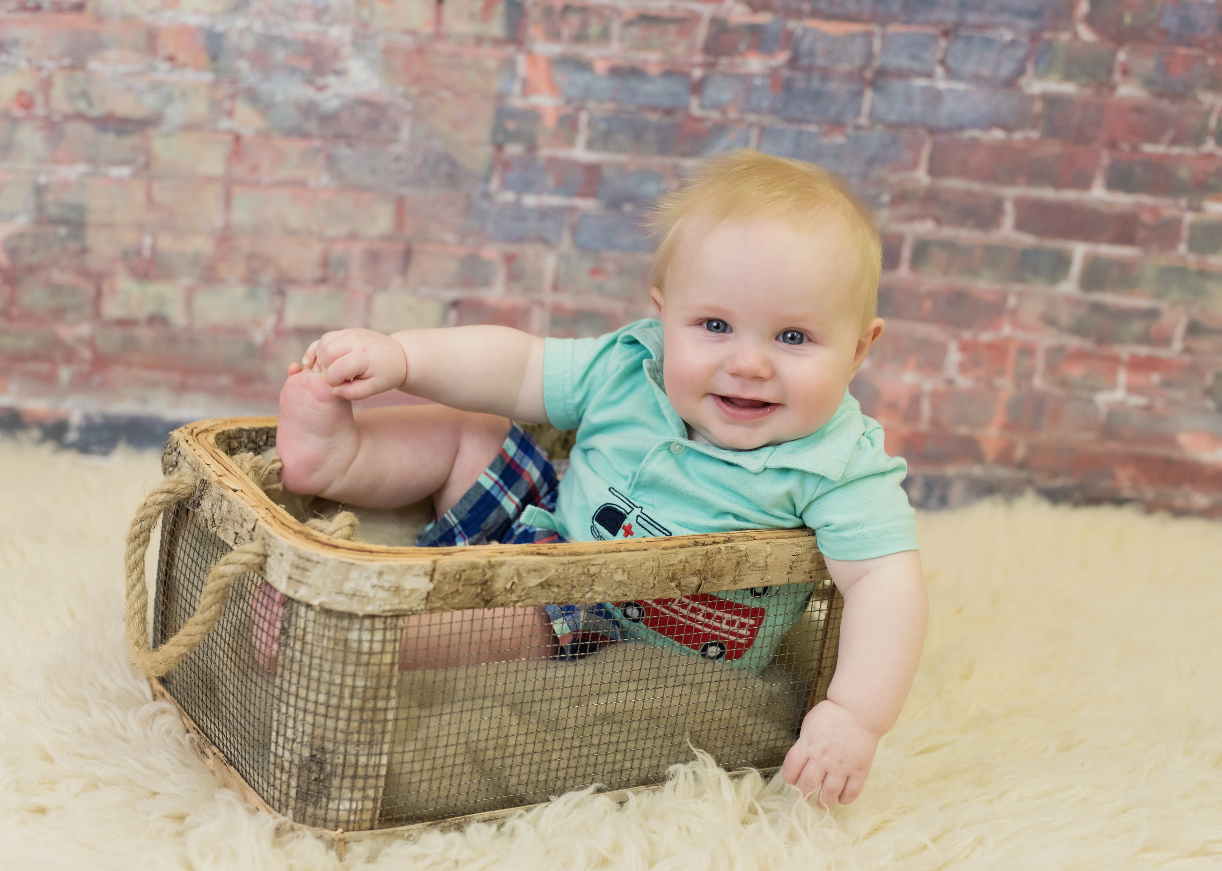 6 months old photos boy