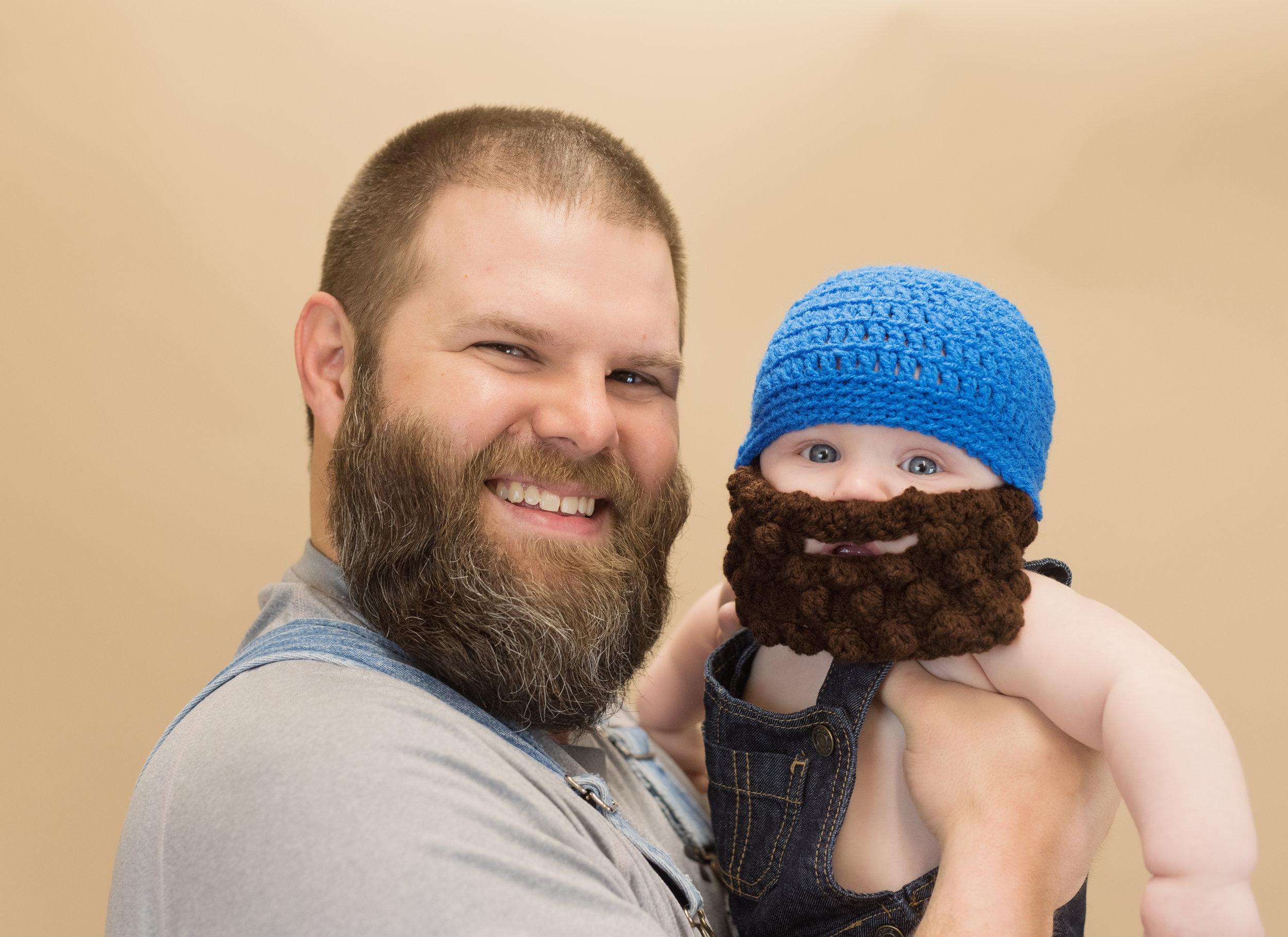 silly daddy and son photos ideas
